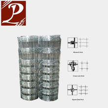 fixed knot woven wire farm fencing/field fence