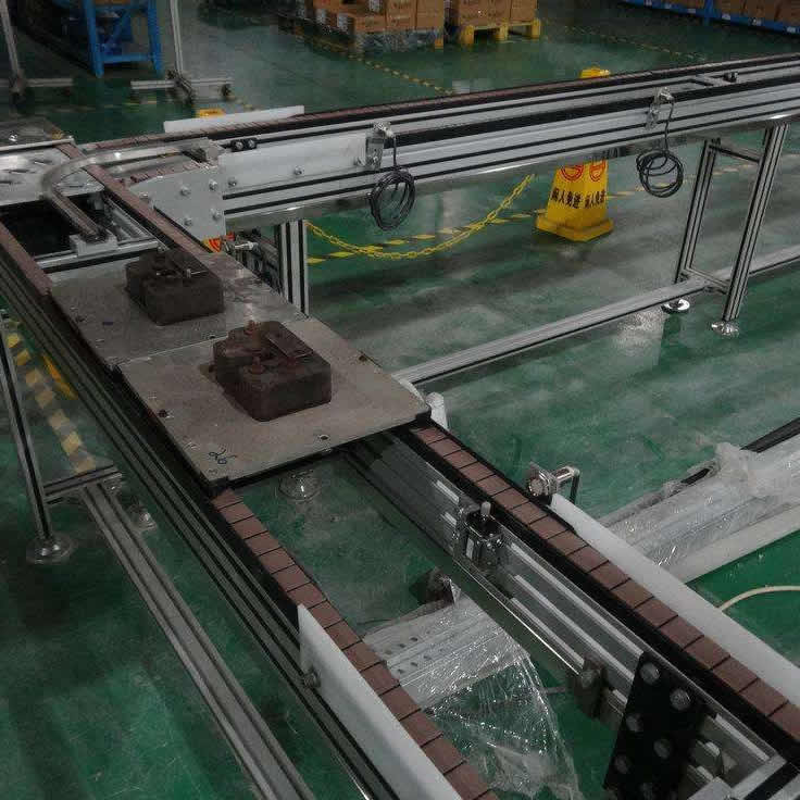 lost price Transverse PP Taobao box packing line (scheduled type)