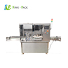 factory sale liquid filling machine price for bottle capping and labeling