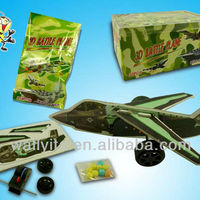 HOT Novelty Assembled 3D Battle Plane