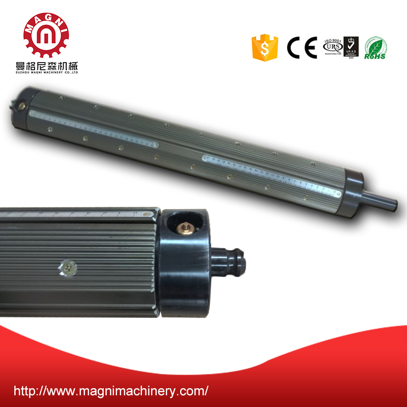 MAGNI 2016 Supplying High Precision MCE type Air Expanding Shaft used in high rotation speed