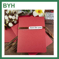 Factory Direct Wholesale High Quality Christmas Paper Greeting Card