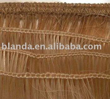Best Russian Hand Tied Human Hair Weft