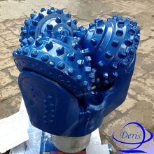 TCI tricone rock bits/oil well head for mining drill bit rock coal
