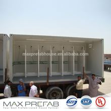 Model S Premium Quality Easy Assembled Prefab Outdoor Toilet