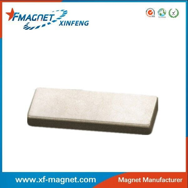 Sintered SmCo Magnets with 12 to 30MGOe High Energy Range