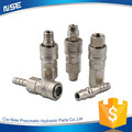 Hot sale Made in china pneumatic air quick coupler and pneumatic quick coupling