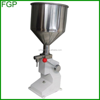 High quality with factory price for manual cream/paste filling machine made in China