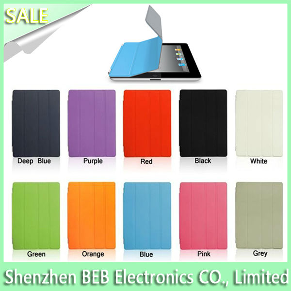 Perfect for ipad 2 smart cover case on promotion