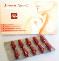 Women secret oral capsule