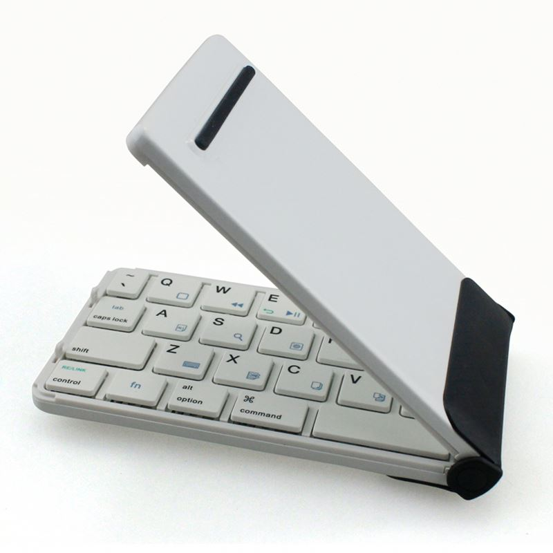Wireless Keyboard For Tablet Pc, Bluetooth Wireless Foldable, Mini Bluetooth Keyboard For Samsung Galaxy S4