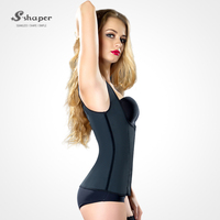 S-SHAPER 2016 Classic Latex Girdle Vest