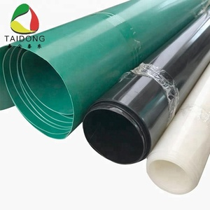 Earthwork pond waterproof plastic lldpe membrane sheet