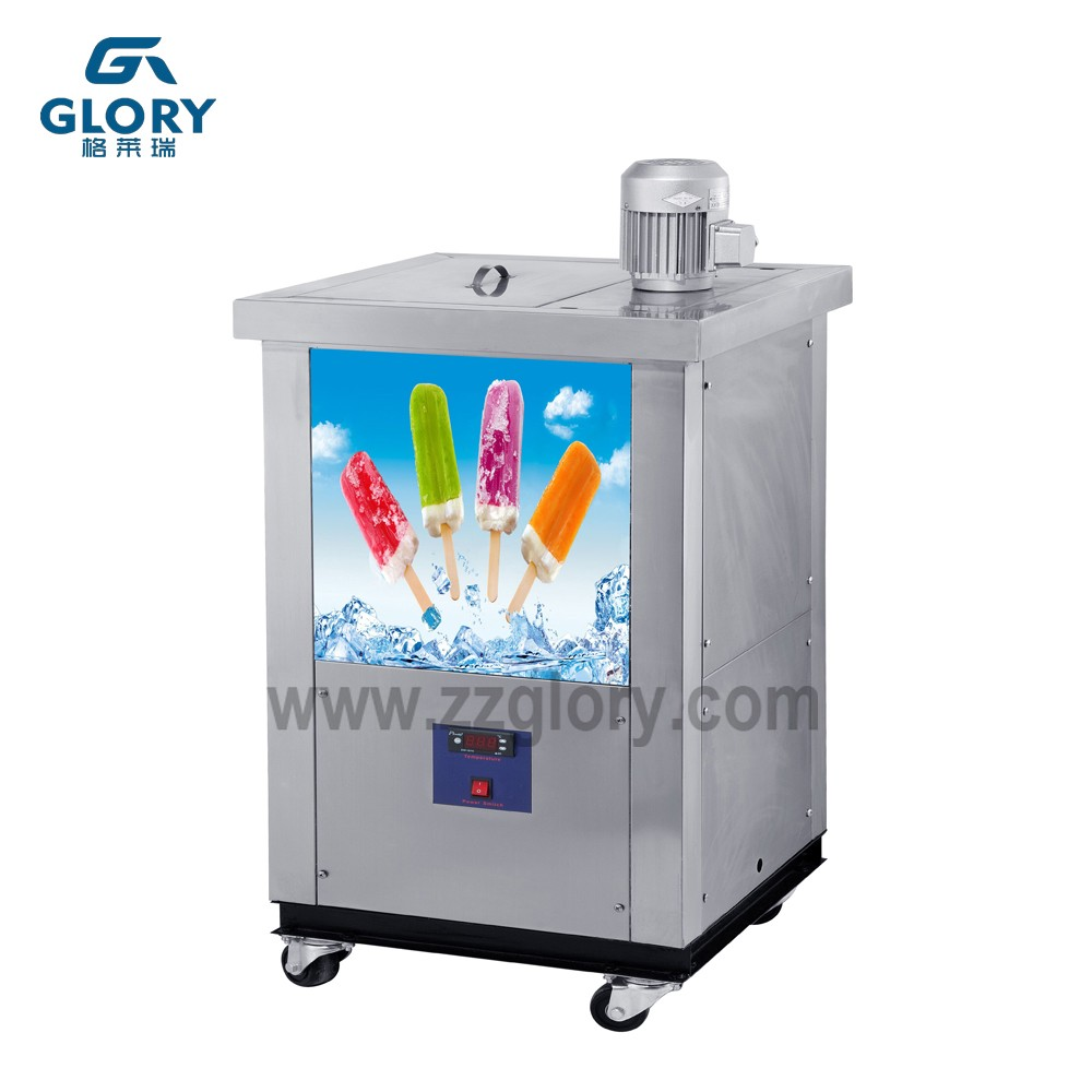 Commercial use Ice Lolly Machine/Popsicle making machine
