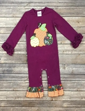 embroidery icing long sleeve wholesale kids romper