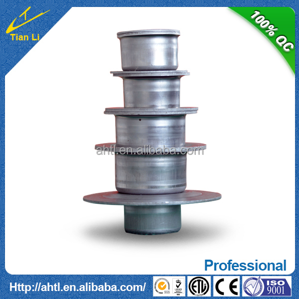 Low price various models u groove track roller bearing house
