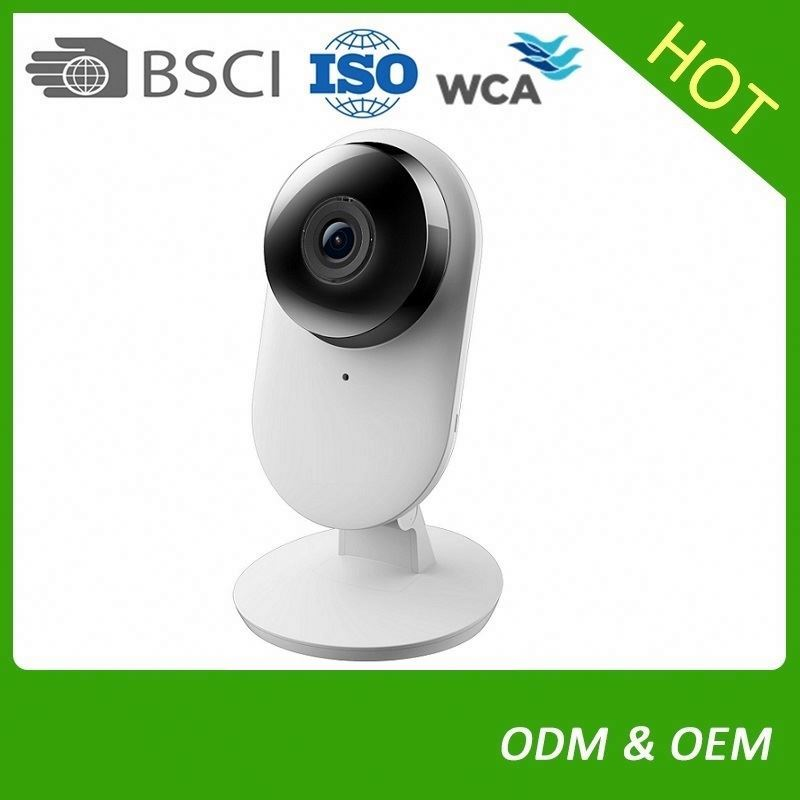 Live View Home Video Monitoring System Wire-free Battery Operated Wireless Security Camera