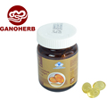 Ganoderma lucidum reishi spore oil softgel