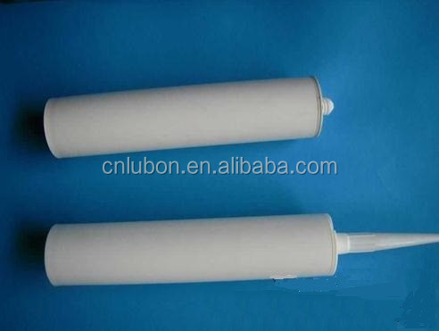 UV auto glass adhesive transparent silicone adhesive for glass and plastic