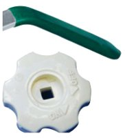 Plastic Cover for valves