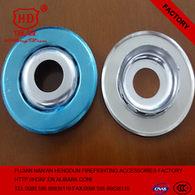 2016 new product escutcheon rosette fire sprinkler plate,sprinklers cover plate (double parts)