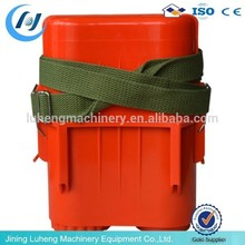 60 minutes coal mining isolated chemical oxygen self-rescuer,closed circuit breathing apparatus price skype:sunnylh3
