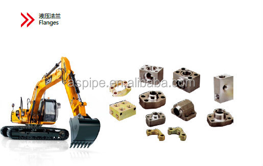 hydraulic fitting and adapters / steel hydraulic fittings