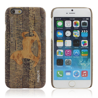 for Iphone 6 Wood Mobile Phone Case