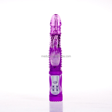 Sex Toy 12-Function Vibration 4-Function Rotation Vibrator
