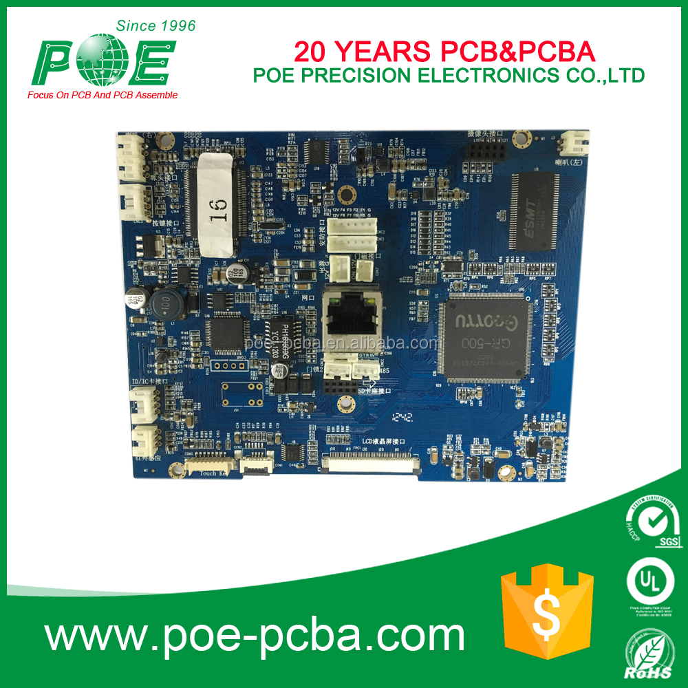 PCBA manufacturer/factory, pcb circuit board assembly