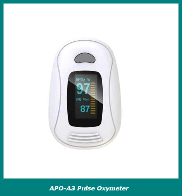 OLED digital pulse oximeter manufacturers