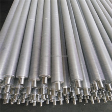 seamless steel pipe spiral fin tube or finned tubes for cooler or radiator