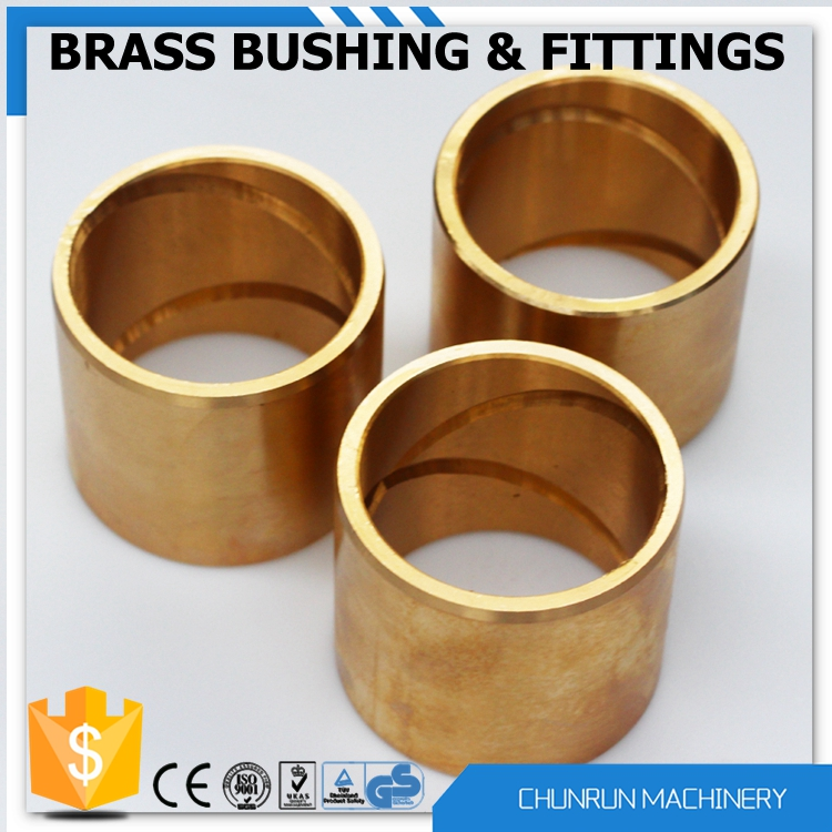 Reliable China providers supply high quality brass bushing for machine