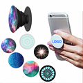 360 degree flexible folding water wash adhesive custom popsocket mobile phone holder with logo from shenzhen factory