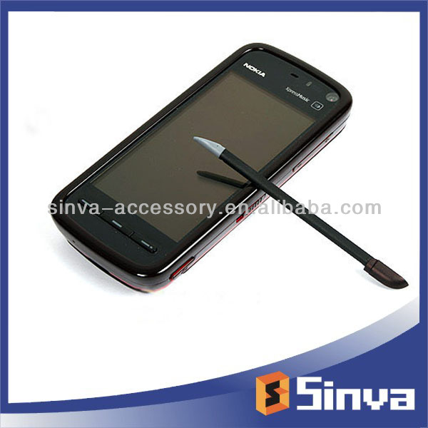 Clear Anti-scratch Anti-glare anti-spy screen protector for Nokia E52 with fast delivery