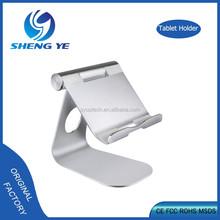 Metal stand mount cell phone holder for desk as apple watch charging dock Metal Stand holder