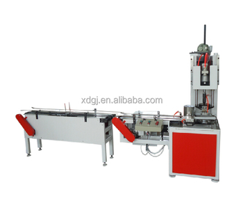Automatic tinplate paint can making machine