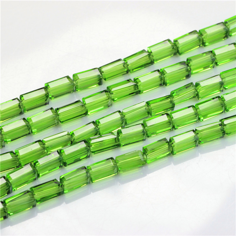3*6MM Rectangular Diy Beads Material,Glass Beads China (400Pcs/Lot) 2015 Beads For Diy Bracelets Necklaces Earrings Rings Hair