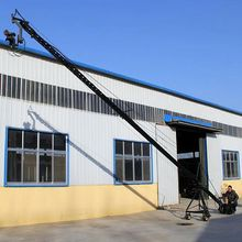 Professional motorized head 10m(33ft) octagonal camera jimmy jib video crane for sale