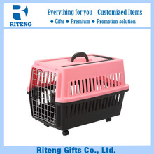 Wholesale Plastic Pets Kennel with Chrome Door
