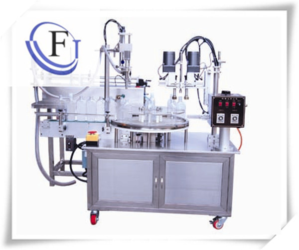 Full Automatic Filling And Capping Machine Bottle Liquid,E-liquid Filling & Capping Machine,Filling Bottle