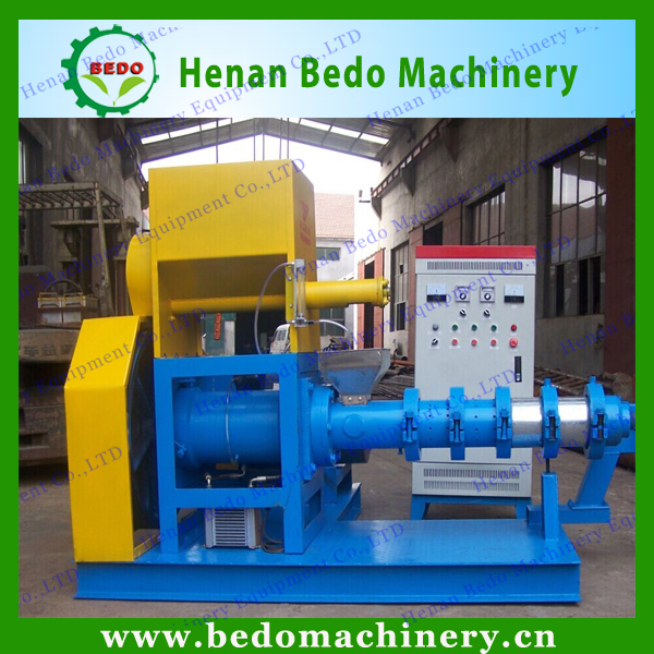 High working efficiency 2t/h soya bean extruder machine/soybean processing machine with CE 008618137673245