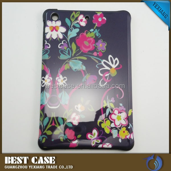 Vintage Style Totem printing combo cover case for ipad mini