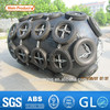 High Quality Pneumatic Marine Rubber Fender For Dock with CCS RMRS and ISO 17357
