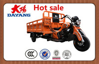 hot chinese DAYANG three wheel motorized cargo tricycle for sale in Algeria
