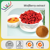 Natural wolfberry extract,eye health ingredients goji extract 30% polysaccharides,factory supply wolfberry berry fruit extract