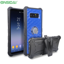 2018 unique design belt clip case waterproof case for galaxy note 8.0