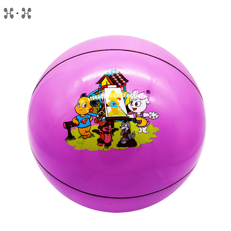 Wholesale Low MOQ Rubber Outdoor Pvc Beach Ball