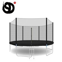 Excellent quality high jump sport trampoline bed