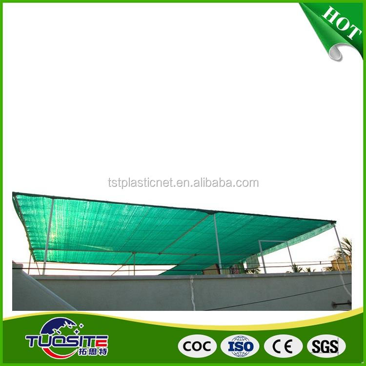 Factory direct attractive fashion sun shade sail net 70 300g excellent